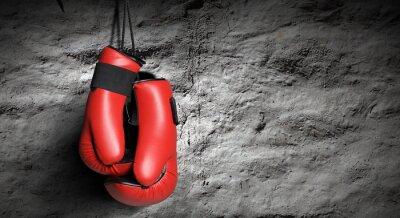 Fototapeta Boxerské rukavice