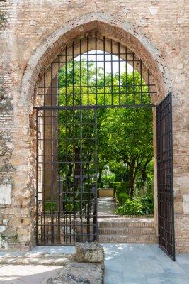 Fototapeta Brána do zahrad Alcazar v Córdoba