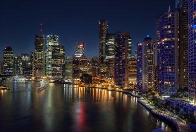 Fototapeta Brisbane nábřeží
