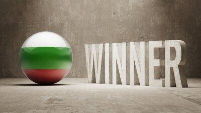 Bulharsku. Vítěz Concept.