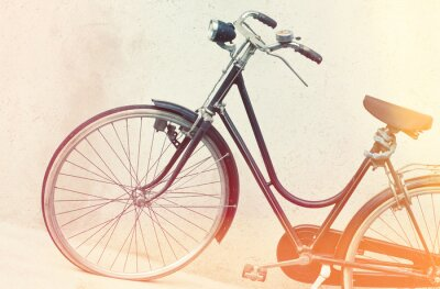 Fototapeta bycicle retro