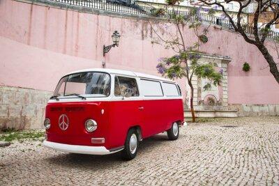Fototapeta Camping-Car Autour du Monde
