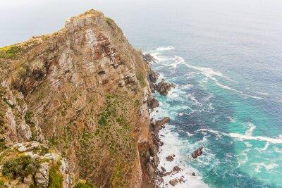 Fototapeta Cape Point nedaleko mysu Dobré naděje Jihoafrické republiky