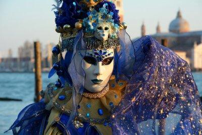 Fototapeta Carnevale di Venezia