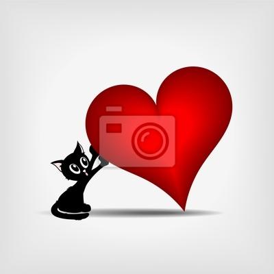 velké kočička obrázky