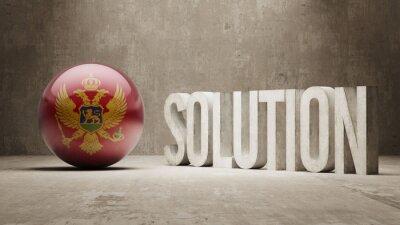 Černé Hory. Solution Concept.