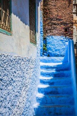 Fototapeta Chefchaouen Old Medina, Maroko, Afrika