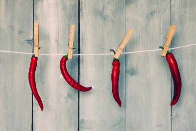 Fototapeta Chili paprika