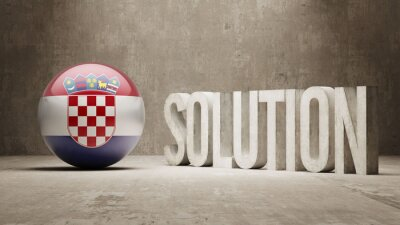 Chorvatska. Solution Concept.
