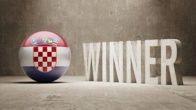 Chorvatska. Vítěz Concept.