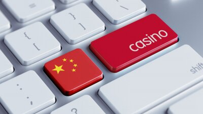 Čína Casino Concept