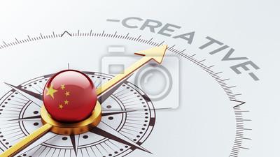 Čína Creative Concept