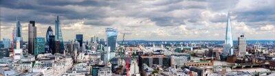 Fototapeta City of London Panorama