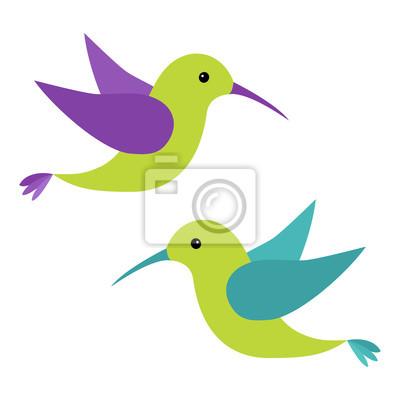 roztomilý kluci s velkými ptáky