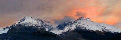 Fototapeta Columbia Icefield
