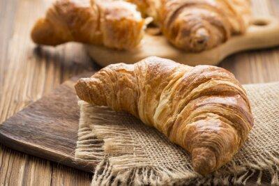 Fototapeta Croissant.