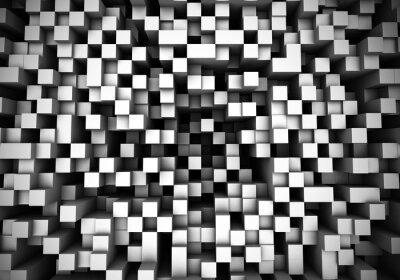Fototapeta Cube vytlačování