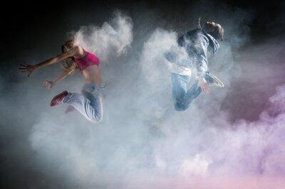 Fototapeta Danse moderní