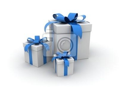 Dárky - tři dárky