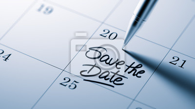 Detailní záběr na personální agendy nastavení důležité datum písemné w