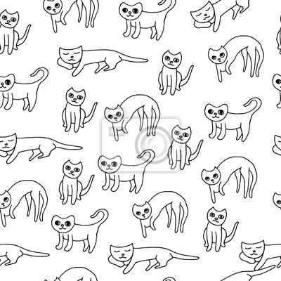 Miluji oholenou kočičku