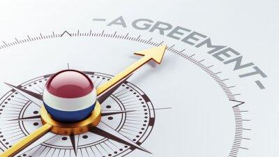 Dohoda Nizozemsko Concept