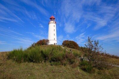 Fototapeta Dornbusch Lighthouse 5