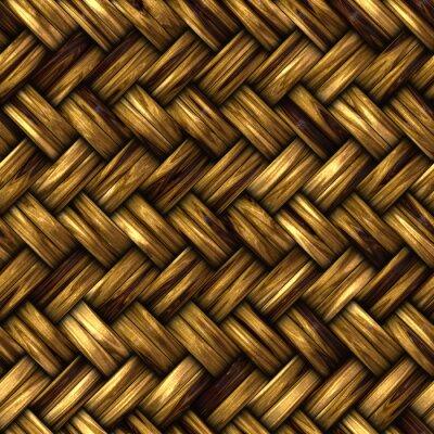 Fototapeta Dřevěné Bezešvé textury