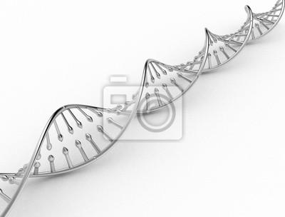 Fototapeta Dvojitá šroubovice DNA