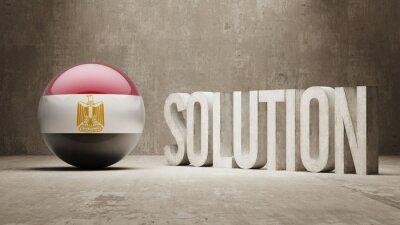 Egypt. Solution Concept.