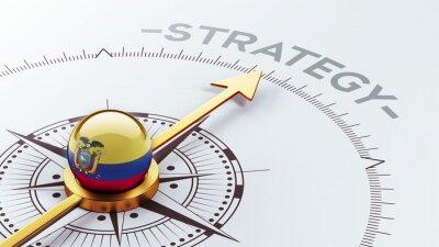 Ekvádor Compass Concept