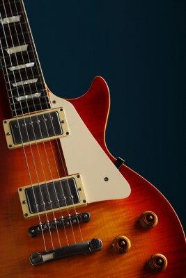 Fototapeta Elektrická kytara
