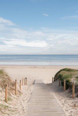 Fototapeta Entrada la playa 02