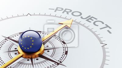 Evropská unie Koncepce projektu.