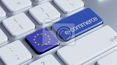 Evropský koncept e-commerce unie