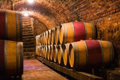 Fototapeta Fine recipients for the finest wine