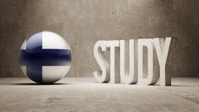 Finska. Studie Concept.