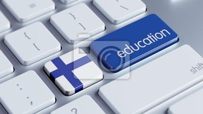 Finsko koncepce vzdělávání