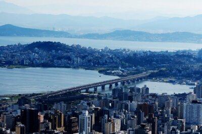 Fototapeta Florianópolis - Santa Catarina - Brasil