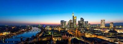 Fototapeta Frankfurt