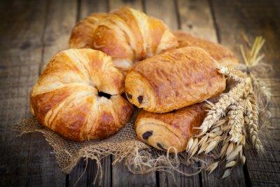 Fototapeta Frische Croissants