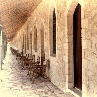 Fototapeta Gallery in Jerusalem