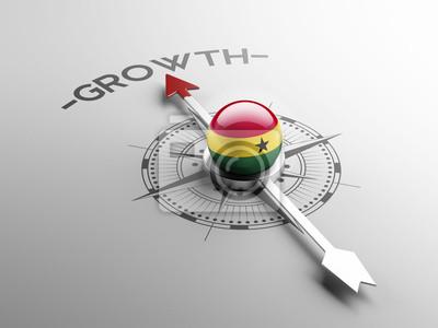 Ghana Concept růst.