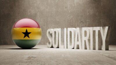 Ghana. Concept Solidarita.