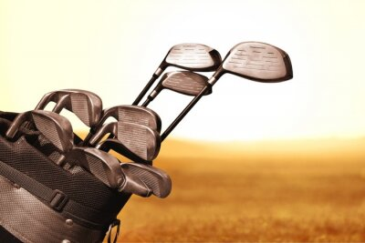 Fototapeta Golf.