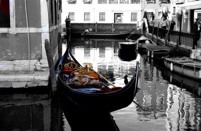 Fototapeta Gondola