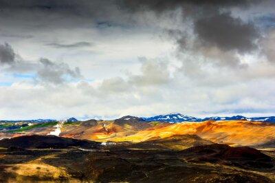 Fototapeta Góra świateł
