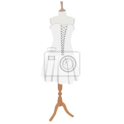 bade430e32d9 Gotické šaty fototapeta • fototapety živůtek