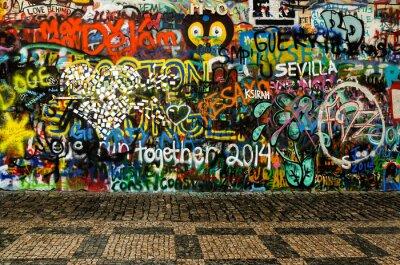 Fototapeta Grafiti