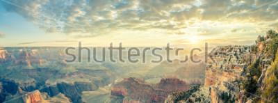 Fototapeta Grand Canyon et sunrise, USA.